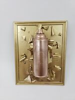 POP ART SCULPTURE Graffiti original art Spray Paint Can by Nyc street artist