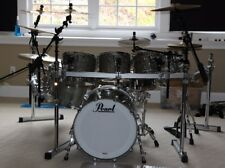 Pearl Reference Granite Sparkle 7pc drum set shell kit 22 8 10 12 13 15 16 MINT