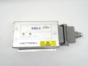 Wetron KBS 6/2 Kurvenblocksteuerung KBS6/2 400V / 50Hz / V 1.3