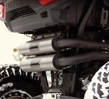 Polaris RZR XP 1000 2015-2017 HMF Dual Full Blackout Exhaust Muffler