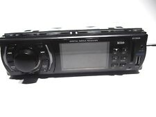BOSS 612UA SINGLE-DIN DIGITAL MEDIA CAR STEREO FRONT PANEL SD USB AUX UNTESTED
