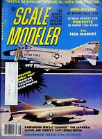 Vtg. Scale Modeler Magazine August 1982 Operation Combat Pike Phantom  m88