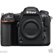 "Nikon D500 Body 20.9mp 3.2"" DSLR Digital Camera 2016 Brand New Jeptall D20"