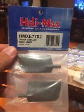 HELI-MAX MX 400 HELI CARBON STABILIZER BLADES / # HMXE7702