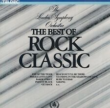 THE LONDON SYMPHONY ORCHESTRA : THE BEST OF ROCK CLASSIC / CD