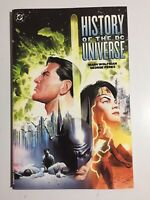 "DC Comics~""History Of The DC Universe""~Wolfman/Perez~TPB~2002~1st Print~VF"
