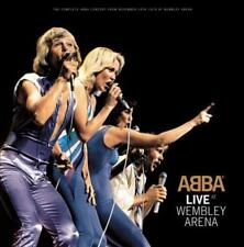 ABBA - LIVE AT WEMBLEY ARENA * USED - VERY GOOD CD
