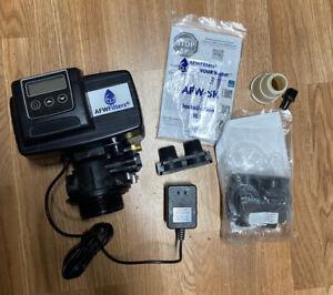 Pentair Fleck 5600SXT Digital Control Valve Includes Parts. Water Softener.