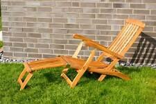 Gartenliegen Aus Holz Gunstig Kaufen Ebay