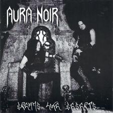 Aura Noir - Dreams Like Deserts CD - NEW Metal Album