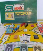 Vintage Waddingtons Totoploy Board Game - Horse Racing Game 1972 VGC