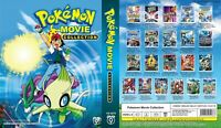 ANIME DVD Pokemon 21 in 1 Movie Collection Eng sub&All region + FREE CD