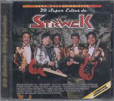 CD - 20 Super Exitos De NEW Los Strwck - FAST SHIPPING !