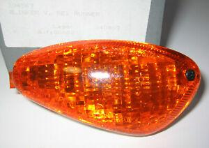 Original Gilera Runner 50 125 180 FX FXR -2003 Blinker vorne rechts 294567 NOS