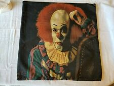 Pennywise IT Scary Pillow Cover Halloween