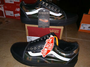 NEW Mens Vans Old School Mte Lined Shoes, size 10