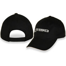 Ford F150 Black Sandwich Brim Unstructured Cotton Hat