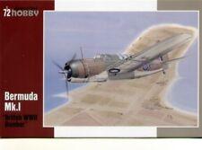 "BERMUDA Mk.I ""British WWII Bomber"" PLASTIC KIT 1/72 SPECIAL HOBBY"