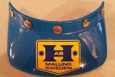 Vintage BMX Hallman helmet visor Electro KRW Bell Race Inc. SE Racing Haro Cook