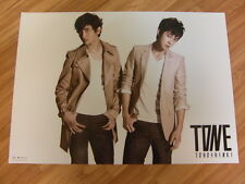 TOHOSHINKI - TONE [ORIGINAL POSTER] TVXQ *NEW* K-POP