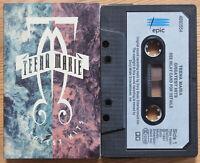 TEENA MARIE - GREATEST HITS (EPIC 4690554) 1991 EUROPE CASSETTE TAPE DISCO SOUL