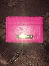 Michel Kors ID Wallet Pink Color