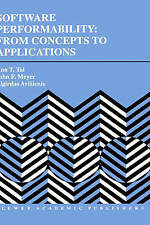 USED (VG) Software Performability: From Concepts to Applications (The Springer I