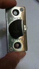 "Hager 3949 UL Single Point Lock or Latch Silver 2 3/8"" US26D"