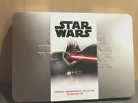 Star Wars Commemorative Coin Collector's Case (Set of 24) - (Limited to 500)