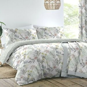 Maisie Meadow Multi Duvet Cover Sets-Bedding Sets,Matching Curtains Available