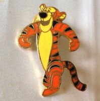 Disney Tigger Black Nose Pin 1999 Retired Annual Passholder WDW