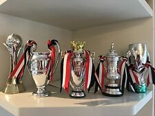 5 Trophy Replica Premier UEFA Club League Super