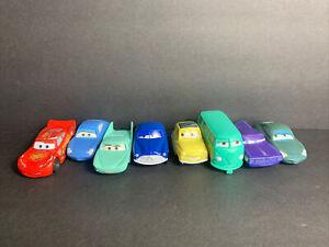 McDonalds Disney Pixar Cars  Happy Meals Toys  2006 Lot 8 Cars