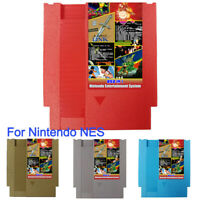 Games Card 852 in 1 (405+447) For Forever Duo Nintendo NES Cartridge Multi Cart