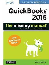 QuickBooks 2016: the Missing Manual by Bonnie Biafore (2015, Paperback)