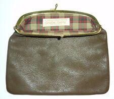 BONNIE CASHIN COACH The Cashin Carry Kisslock Leather Pre Creed Vtg Wallet Purse