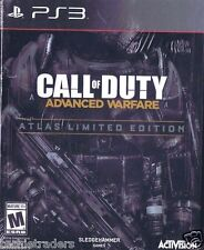 Call of Duty: Advanced Warfare   Atlas Limited Edition (Sony PlayStation 3,...