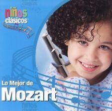 VARIOUS ARTISTS - NINOS CLASICOS: LO MEJOR DE MOZART NEW CD