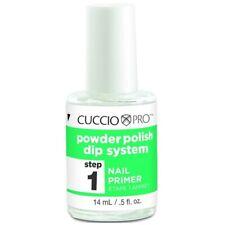 Cuccio Nail Gel Polish Powder Polish Dip System Primer - (Step 1) Pro Treatment