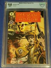 Medal Of Honor Special #NN  Dark Horse CBCS 9.8 wp Rare cgc-collect graded comic