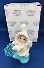 "Dreamsicles by Cast Art Northern Lights ""LITTLE SNOWFLAKE""  #60003 MIB Free Ship"