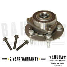 Vauxhall Insignia Mk1 2008-2017 Front / Rear Axle Hub Wheel Bearing & Bolts