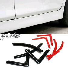 Door Crash Scratch Guard Molding Cover Molding 5 Type for All Universal Vehicle