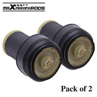 2x pour Bmw X5 arrière E70 suspension pneumatique ressort air bag assemlby sport