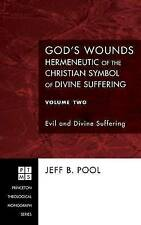 God's Wounds Hermeneutic Christian Symbol Divine Suffe by Pool Jeff B -Hcover