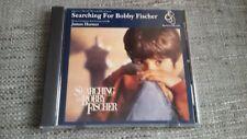 SEARCHING FOR BOBBY FISCHER CD SOUNDTRACK SCORE - JAMES HORNER