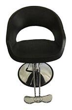 Classic Hydraulic Barber Chair Salon Beauty Shampoo Hair Styling Equipment black