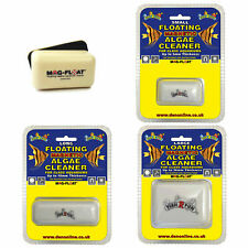 Magnet Cleaners Cleans Aquarium Fish Tank Glass Dirt Algae MAG-FLOAT Fish R Fun