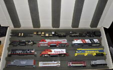 ATHEARN BACHMANN TYCO HO TRAINS DIESEL LOCOMOTIVE PART LOT CHASSIS SHELLS MOTORS