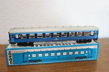 Märklin H0 4116 Personenwagen D-Zug Liegewagen der SNCB, Blech, TOP Zustand
